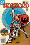 Cover for Warlord (DC, 1976 series) #67 [Newsstand]