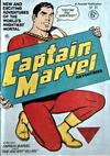 Cover for Captain Marvel Adventures (L. Miller & Son, 1950 series) #71