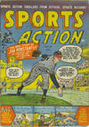 Cover for Sports Action (Bell Features, 1951 series) #6
