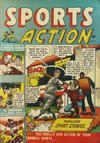 Cover for Sports Action (Bell Features, 1951 series) #7