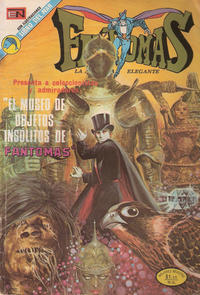Cover Thumbnail for Fantomas (Editorial Novaro, 1969 series) #129