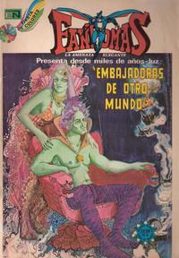Cover Thumbnail for Fantomas (Editorial Novaro, 1969 series) #159
