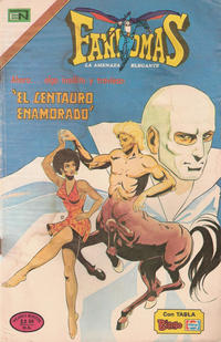 Cover Thumbnail for Fantomas (Editorial Novaro, 1969 series) #199