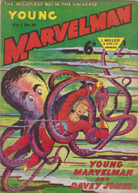 Cover Thumbnail for Young Marvelman (L. Miller & Son, 1954 series) #36
