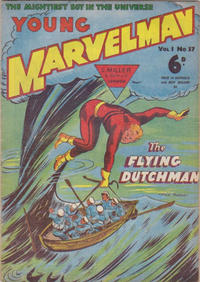 Cover Thumbnail for Young Marvelman (L. Miller & Son, 1954 series) #37