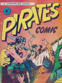 Cover Thumbnail for Pirates Comics (Streamline, 1950 series) #1