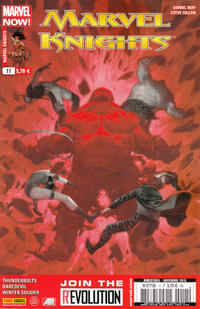 Cover Thumbnail for Marvel Knights (Panini France, 2012 series) #11