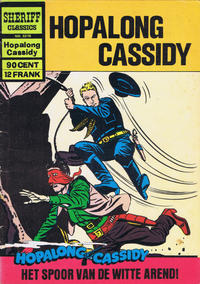 Cover Thumbnail for Sheriff Classics (Classics/Williams, 1964 series) #9218