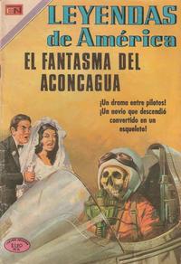 Cover Thumbnail for Leyendas de América (Editorial Novaro, 1956 series) #179