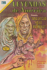 Cover Thumbnail for Leyendas de América (Editorial Novaro, 1956 series) #223