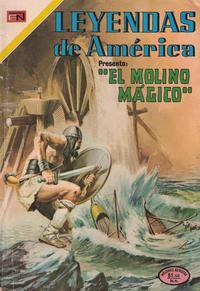 Cover Thumbnail for Leyendas de América (Editorial Novaro, 1956 series) #226