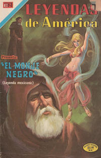 Cover Thumbnail for Leyendas de América (Editorial Novaro, 1956 series) #244
