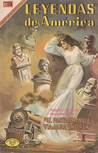 Cover Thumbnail for Leyendas de América (Editorial Novaro, 1956 series) #246