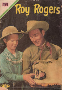 Cover Thumbnail for Roy Rogers (Editorial Novaro, 1952 series) #255