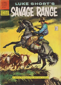 Cover Thumbnail for Western Classic (World Distributors, 1950 ? series) #35