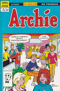 Cover Thumbnail for Archie (Editions Héritage, 1971 series) #176