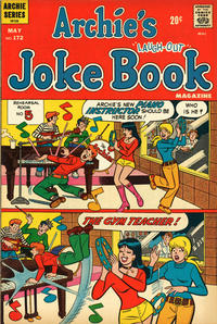 Cover Thumbnail for Archie's Joke Book Magazine (Archie, 1953 series) #172