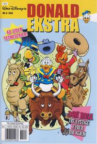 Cover Thumbnail for Donald ekstra (Hjemmet / Egmont, 2011 series) #6/2013