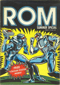 Cover Thumbnail for Rom Summer Special (Marvel UK, 1982 series) #1