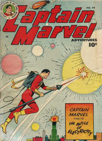 Cover Thumbnail for Captain Marvel Adventures (Anglo-American Publishing Company Limited, 1948 series) #94