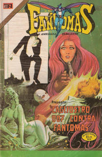 Cover Thumbnail for Fantomas (Editorial Novaro, 1969 series) #145