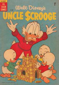 Cover Thumbnail for Walt Disney's Giant Comics (W. G. Publications; Wogan Publications, 1951 series) #58