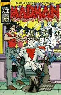 Cover Thumbnail for Wizard Ace Edition #4: Madman #1 (Kitchen Sink Press; Wizard, 1996 series) #4