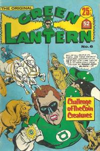 Cover Thumbnail for The Original Green Lantern (K. G. Murray, 1974 series) #6
