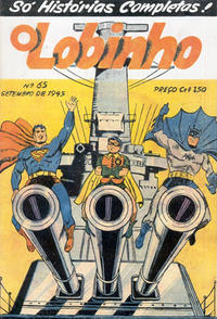 Cover Thumbnail for O Lobinho (2ª Série) (Grande Consórcio Suplementos Nacionais, 1940 series) #65