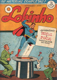 Cover Thumbnail for O Lobinho (2ª Série) (Grande Consórcio Suplementos Nacionais, 1940 series) #69