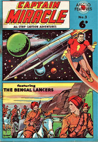 Cover Thumbnail for Captain Miracle (Mick Anglo Ltd., 1960 series) #3