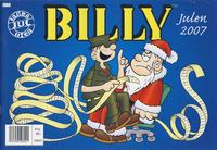 Cover Thumbnail for Billy julehefte (Hjemmet / Egmont, 1970 series) #2007 [Bokhandelutgave]