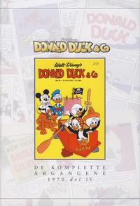 Cover Thumbnail for Donald Duck & Co De komplette årgangene (Hjemmet / Egmont, 1998 series) #[109] - 1970 del 4