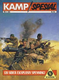 Cover Thumbnail for Kamp Spesial (Serieforlaget / Se-Bladene / Stabenfeldt, 1986 series) #2/1986