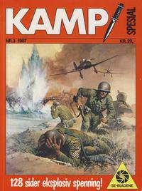 Cover Thumbnail for Kamp Spesial (Serieforlaget / Se-Bladene / Stabenfeldt, 1986 series) #3/1987