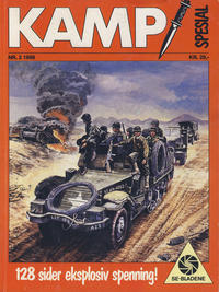 Cover Thumbnail for Kamp Spesial (Serieforlaget / Se-Bladene / Stabenfeldt, 1986 series) #2/1988