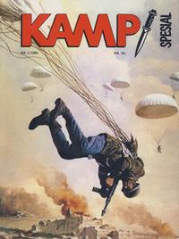 Cover Thumbnail for Kamp Spesial (Serieforlaget / Se-Bladene / Stabenfeldt, 1986 series) #3/1989
