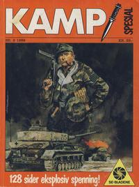 Cover Thumbnail for Kamp Spesial (Serieforlaget / Se-Bladene / Stabenfeldt, 1986 series) #2/1989