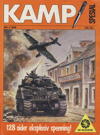 Cover Thumbnail for Kamp Spesial (Serieforlaget / Se-Bladene / Stabenfeldt, 1986 series) #4/1988
