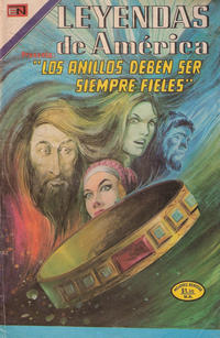 Cover Thumbnail for Leyendas de América (Editorial Novaro, 1956 series) #227