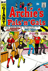 Cover Thumbnail for Archie's Pals 'n' Gals (Archie, 1952 series) #67