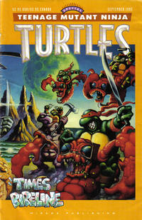 "Cover Thumbnail for Teenage Mutant Ninja Turtles: ""Times"" Pipeline (Mirage, 1992 series)"