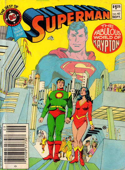 Cover for The Best of DC (DC, 1979 series) #40 [Newsstand]