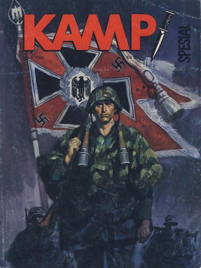 Cover for Kamp Spesial (Serieforlaget / Se-Bladene / Stabenfeldt, 1986 series) #4/1989