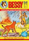 Cover for Bessy (Bastei Verlag, 1976 series) #37