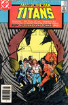 Cover Thumbnail for Tales of the Teen Titans (1984 series) #53 [Newsstand]