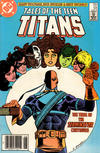 Cover for Tales of the Teen Titans (DC, 1984 series) #54 [Newsstand]