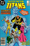Cover Thumbnail for Tales of the Teen Titans (1984 series) #56 [Newsstand]