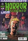 Cover for Horrorschocker (Weissblech Comics, 2004 series) #10 [2. Auflage - November 2013]