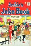 Cover for Archie's Joke Book Magazine (Archie, 1953 series) #106